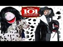 Кукла Стервелла Де Виль (Cruella De Vil) 101 далматинец /Обзор