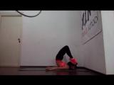 Vera Mint. Stretching