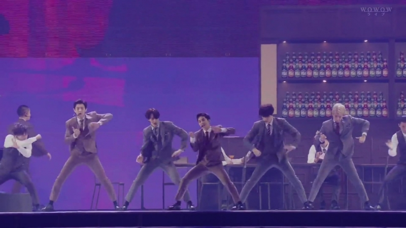 EXO - CALL ME BABY (EXOPLANET 4)