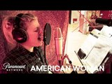 Kelly Clarkson - American Woman (In Studio BTS) Paramount Network