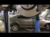 Volvo xc70 2011 года.