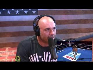Джо Роган: Ломаченко поднимает планку в боксе на новый уровень!