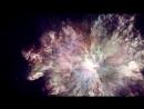 Визуализация взрыва сверхновой звезды.