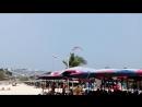 Посадка параплана на острове Ко-Лан