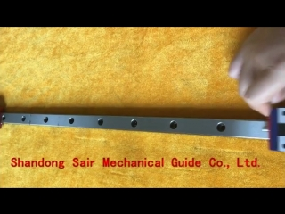 20mm linear guide