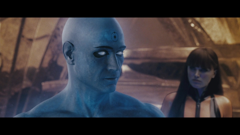 Doctor Manhattan - Existence of life