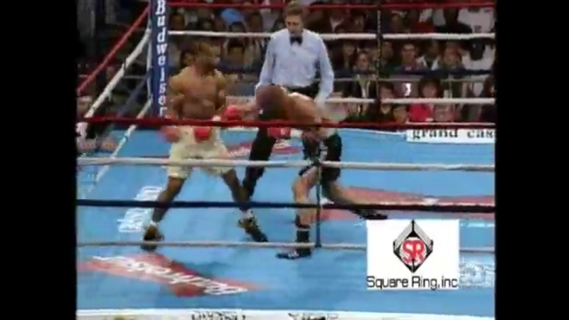 Virgil Hill - Roy Jones Jr 1998