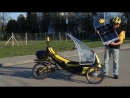 Recumbent urban tricycle BEE