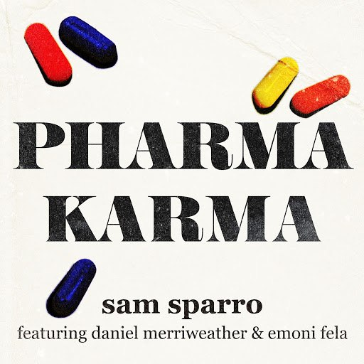 Sam Sparro альбом Pharma Karma