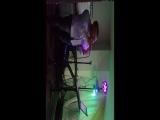 Александр Анохин в кафе - холл