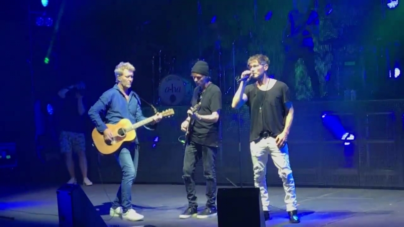 A-ha - Scoundrel Days (electric summer) Carcassonne, 24.07.18