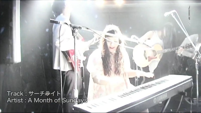A Month of Sundays - サーチライト【PARABOLA SPECIAL LIVE MOVIE 2018.04】