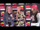 Steel Panther Interview - Lunatic Luau 2018
