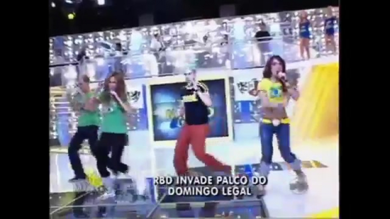 RBD - Aun Hay Algo - 10 (Domingo Legal - 2006) [HD]