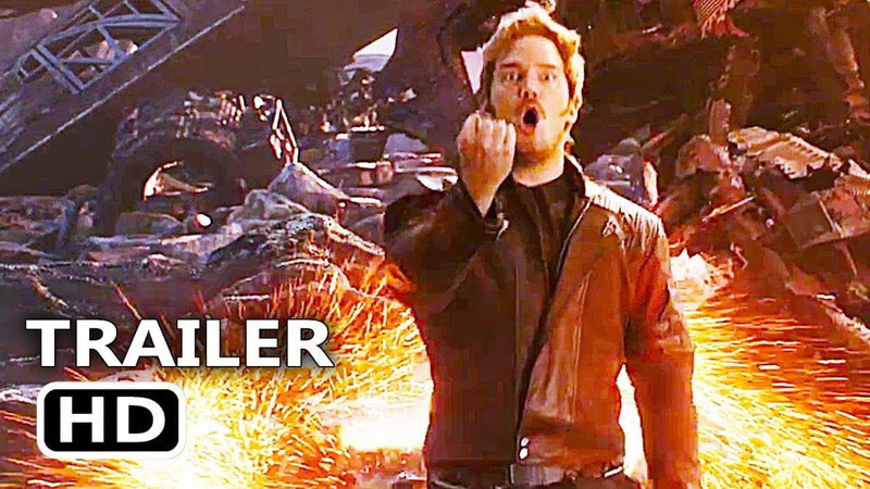 AVENGERS INFINITY WAR Star Lord vs Doctor Strange Trailer NEW (2018) Marvel Superhero Movie HD