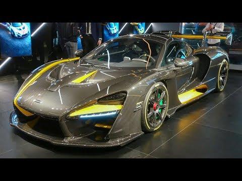 Inside Look at the Carbon MSO Senna! | FIRST LOOK » Freewka.com - Смотреть онлайн в хорощем качестве