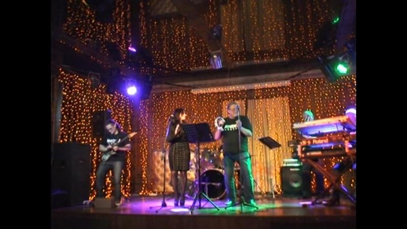Фрагмент импровизации с концерта группы Nostal.G в ресторане Кама 02.03.2018