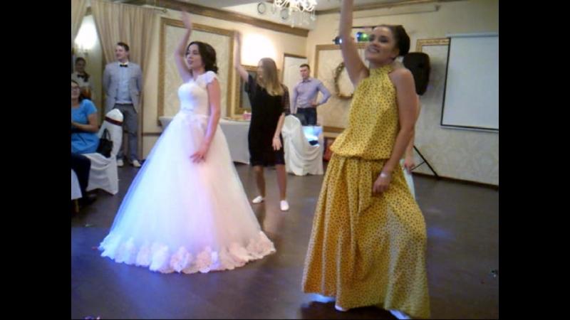 танец Эли и подружек
