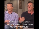 Steven Weber And William Fichtner Talk Mom 100th Episode