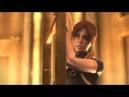 Resident Evil The Darkside Chronicles Ada kiss Leon
