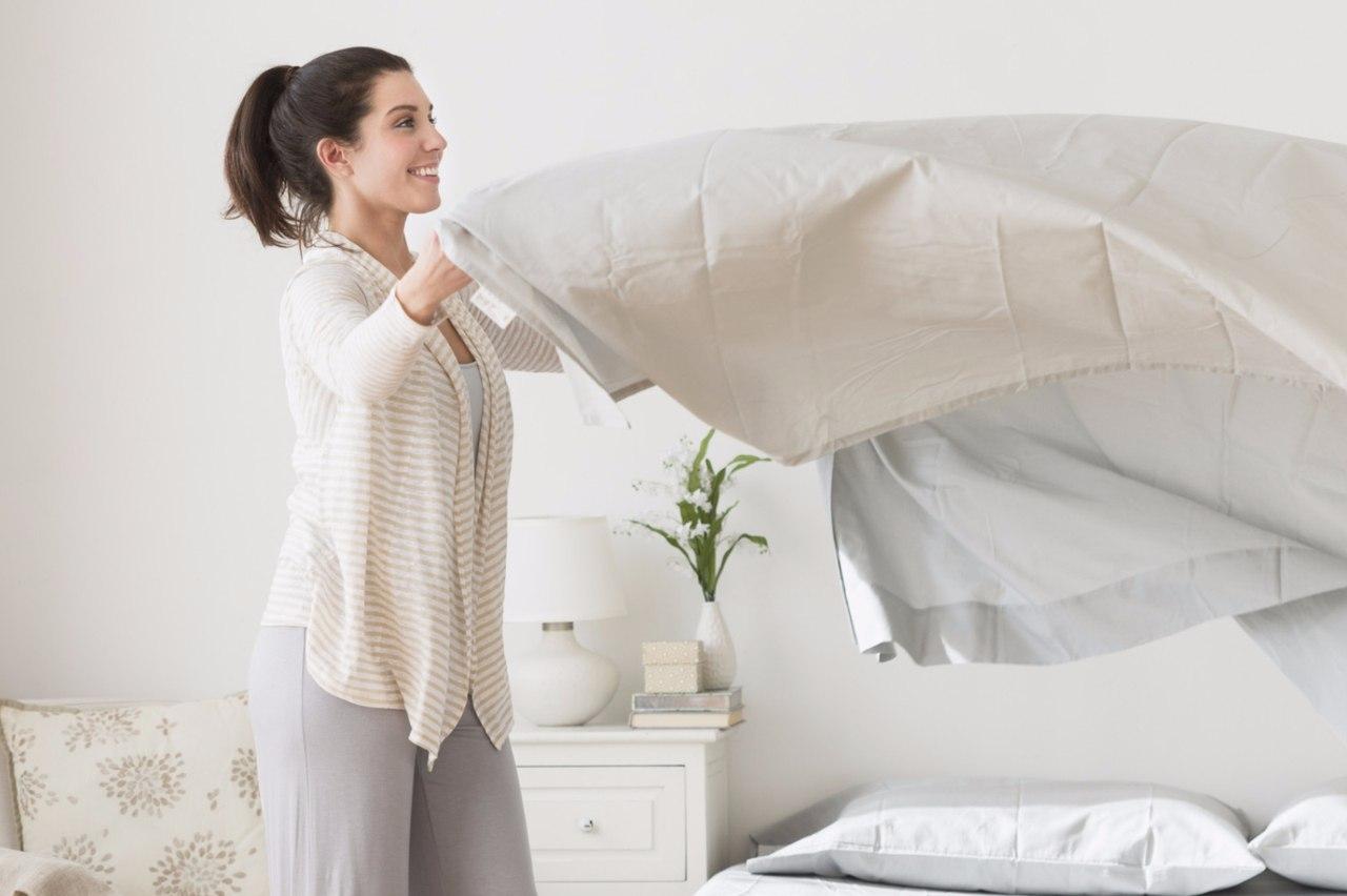 Что нужно учитывать при покупке постельного белья?