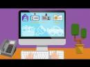 Заказать анимационный рисованный видеоролик за 3000 руб