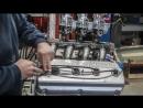 Chrysler Hemi FirePower V8 Engine Rebuild Time Lapse