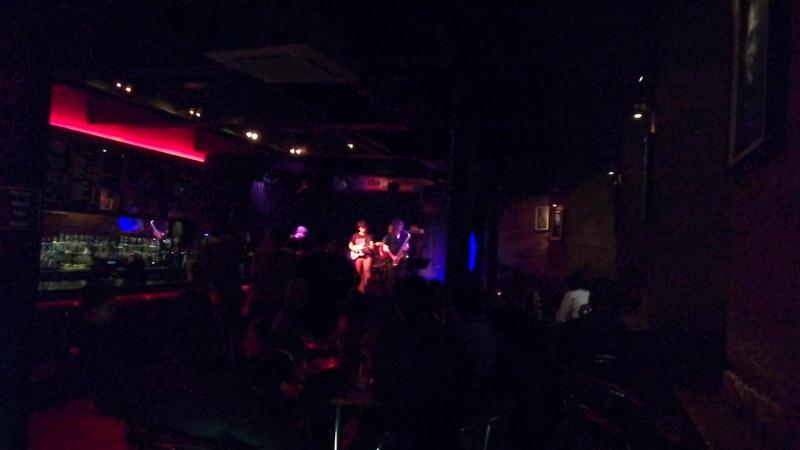 Jazz Bar Edinburgh 15/11/2017 - Swampfrog