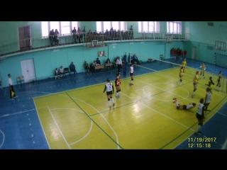 Высшая лига Южанка-Полтавчанка 4 часть