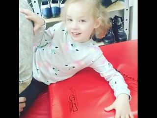 Гимнастика для детей. Восстановительное лечение детей в Тушино.
