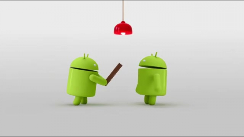 Android KITKAT 4.4 - Android Animation - To give or not to give?