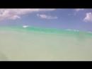 Водичка в океане просто кайф Безумно красивого цвета