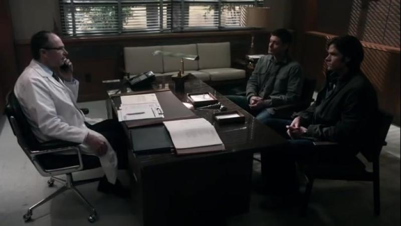 Дин и Сэм попали в психбольницу | Сверхъестественное
