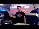 Кавер Группа FM - Лететь (Амега cover) Drum Cam