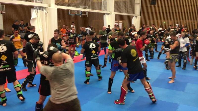 YOKKAO Seminar with Saenchai SOLD OUT in Budapest