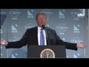 President Trump NFIB Speech: Current Border Policy Says 'You Have to Take the Children Away' 6/19/18