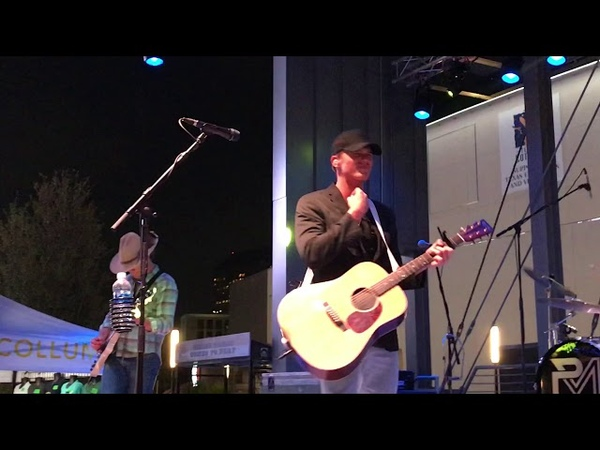 PARKER MCCOLLUM,TEXAS LOTTERY PLAZA,PART I,TOYOTA MUSIC FACTORY,IRVING,TX 2018