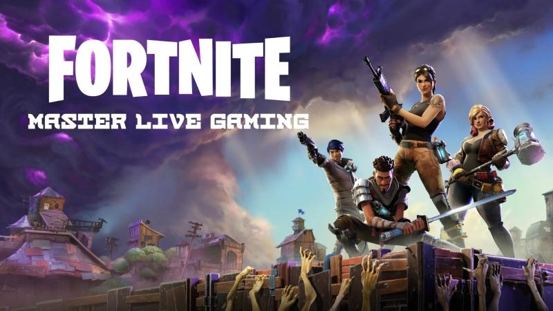Master Live Gaming - MLG Fortnite (Учимся играть)