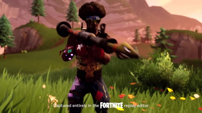 "Fortnite - Replay System ""Win.Create.Share"" Trailer ¦ PS4"
