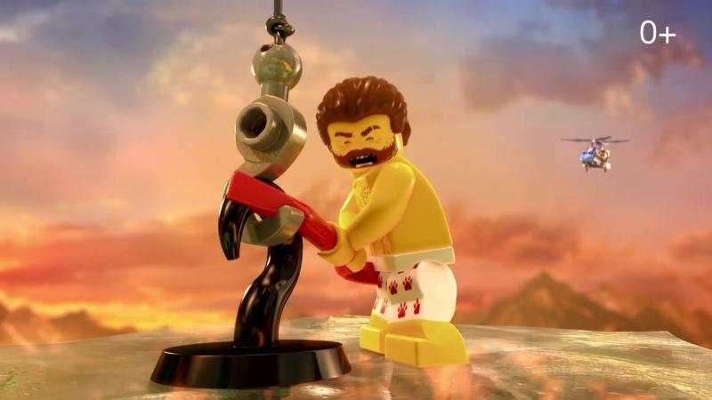 Таяние мамонта Часть 1 из 2 LEGO City Полярная экспедиция