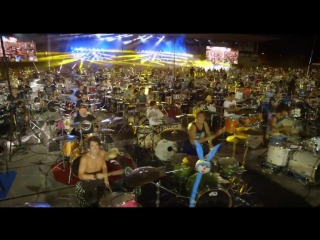 1200 Musicians Play Nirvana - Smells Like Teen Spirit [Live in Italy. Cesena. Rockin 1000 - Thats Live]