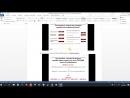 Разбор структуры презентации для вебинара