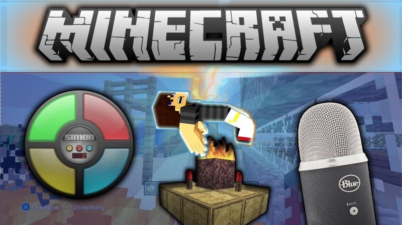 Minecraft: Herobrine Trolling! Part 2: The Herobrine transformation!