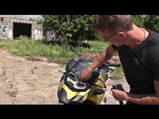 [Андрей Скутерец] BMW F 750 GS новый гусь, обзор мотоцикла