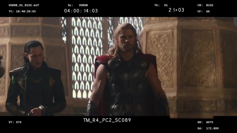 Thor_ The Dark World Deleted Scene - No Killing (2013) - Marvel Movie HD