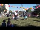 Танец на выпускной в детском саду с родителями