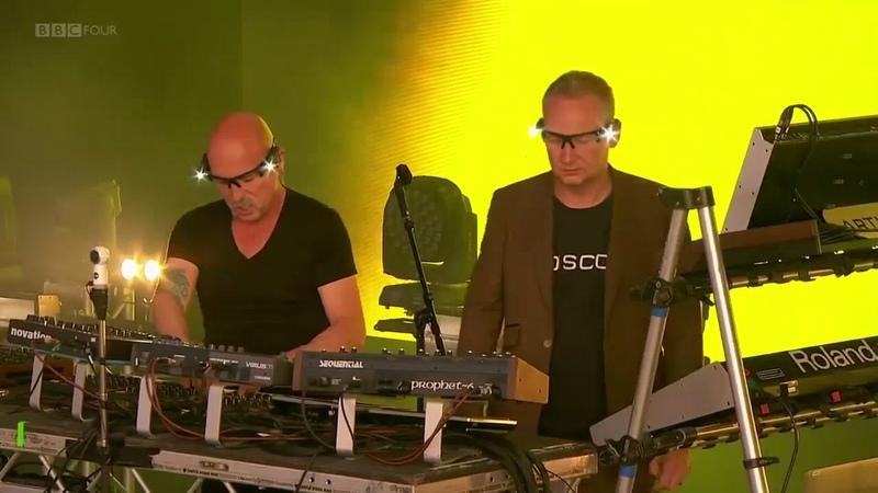 Orbital - The Biggest Weekend Belfast 2018 Full Show HD