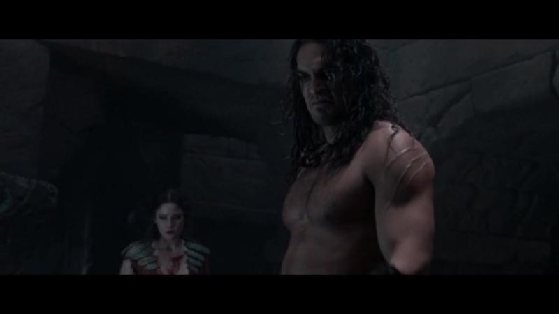 Конан-варвар (2011). Последний бой
