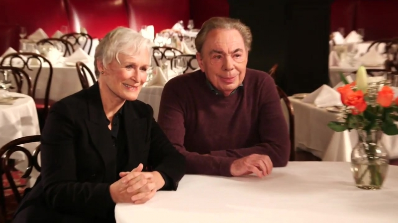 Glenn Close - Andrew Lloyd Webber Tribute To A Superstar (NBC)