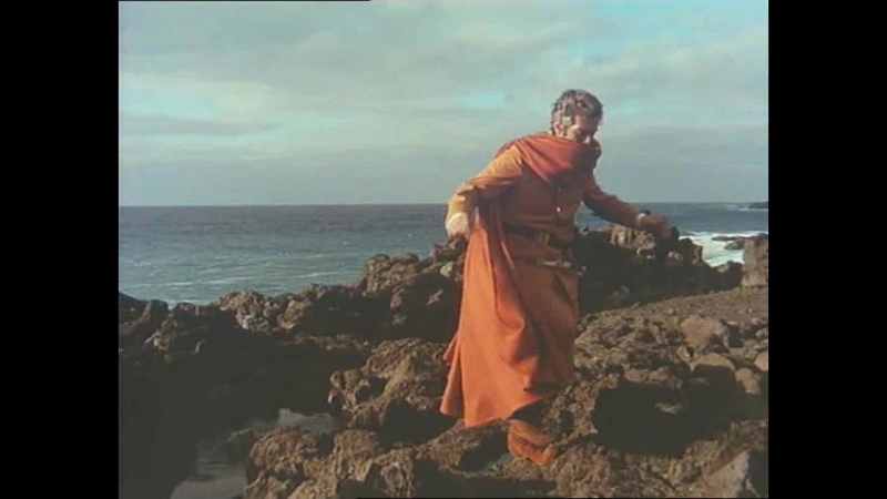 ТАИНСТВЕННЫЙ ОСТРОВ (1972) - приключения, экранизация Ж. Верна. Хуан Антонио Бардем ,Анри Кольпи720p